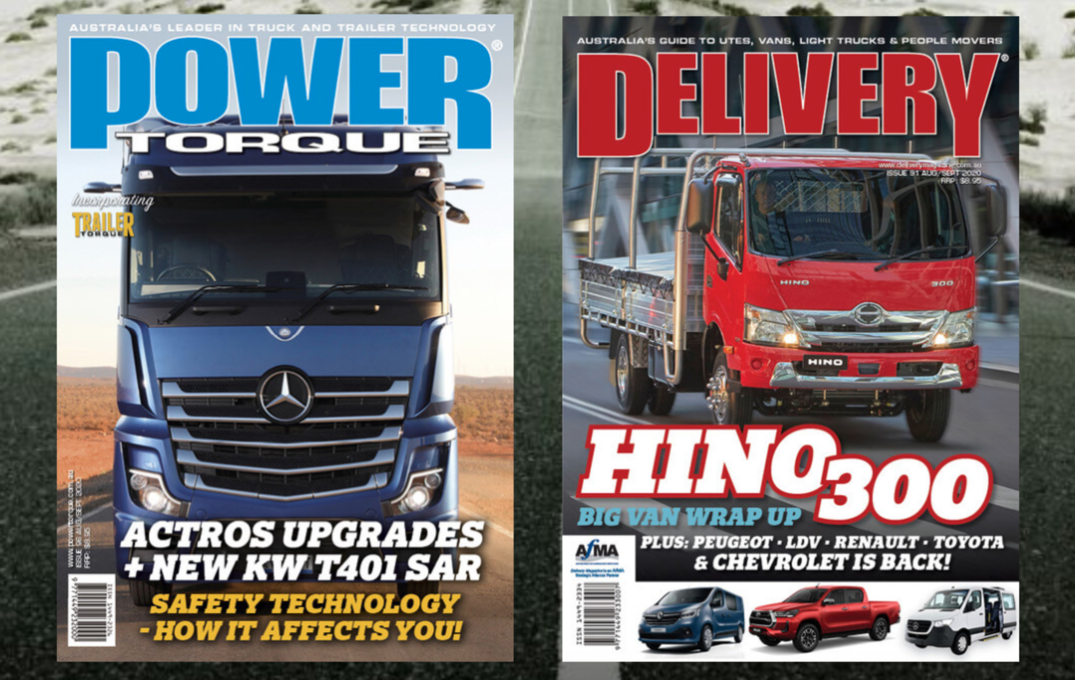 Powertorque Delivery Magazine Prime Creative Media