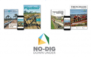 Pipeliner Trenchless No Dig