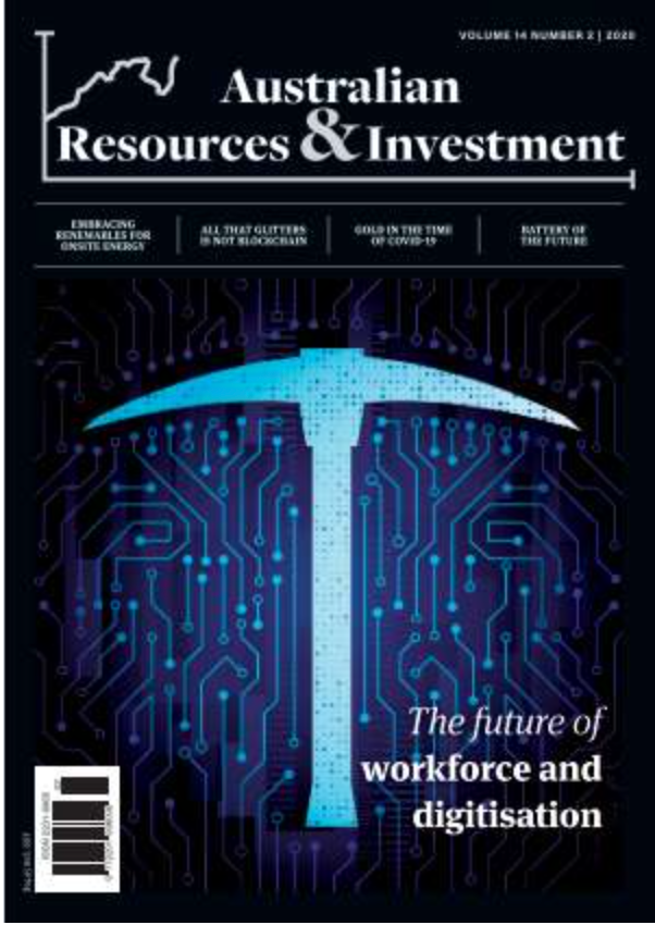 Australian Resources and Investment magazine
